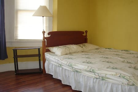 Large Bedroom at Harrison, NJ US - Harrison