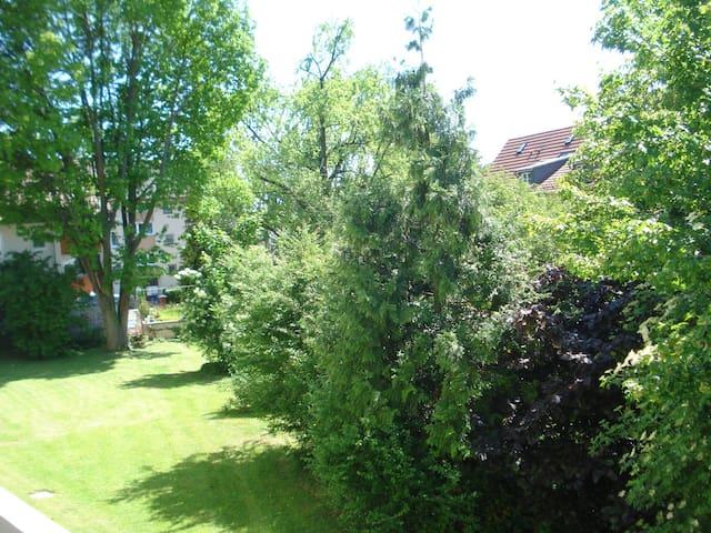 Seenahe zentrale Wohnung f.Familien - Überlingen - House