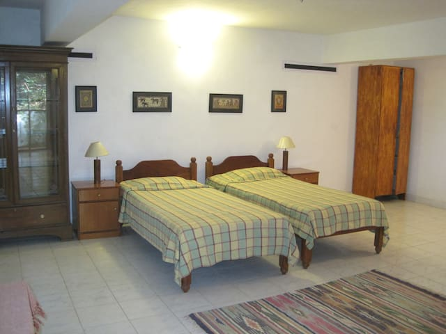 Studio apartment in Vagator, Goa - Anjuna, North Goa, Goa - Apartment