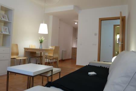 Apartamento relajante junto al mar - Бланес
