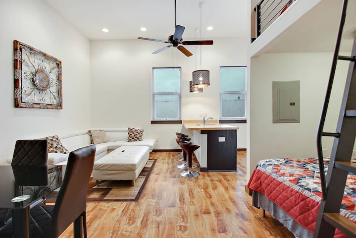 Loft Style Living in Downtown Tampa Unit #204
