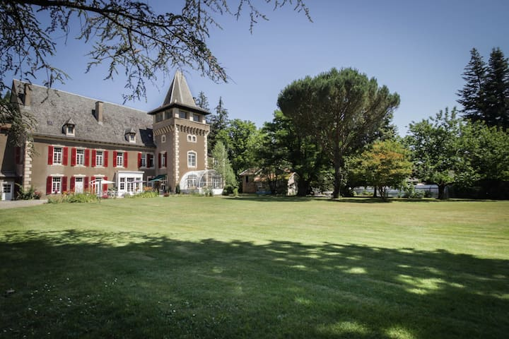 Charming Castle in the Aveyron