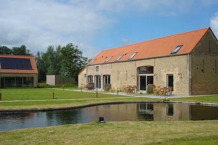 Farm De Hagepoorter - Jabbeke - Zomerhuis/Cottage