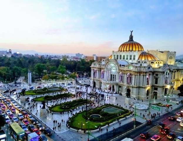 ⭐ BOUTIQUE APT BELLAS ARTES/HISTORIC CENTER/CDMX