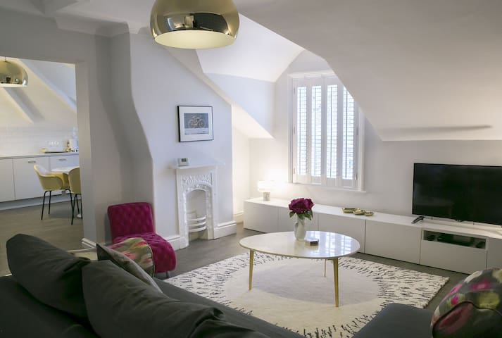 Apt 2 Sanderson Suites - Harrogate - Apartment