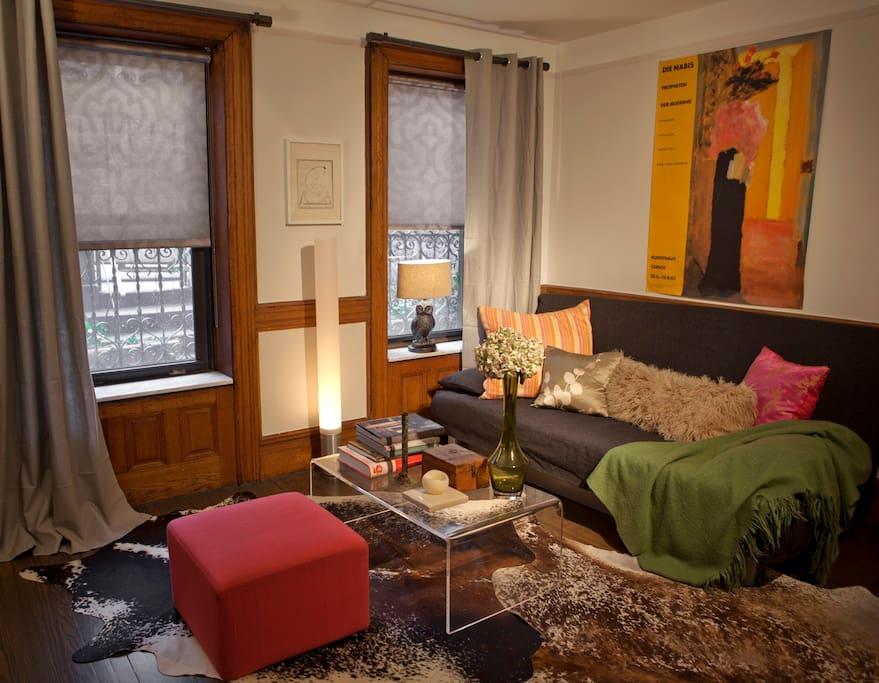 Stylish designer studio with piano apartamentos en alquiler en nueva york nueva york estados - Alquiler apartamentos nueva york ...