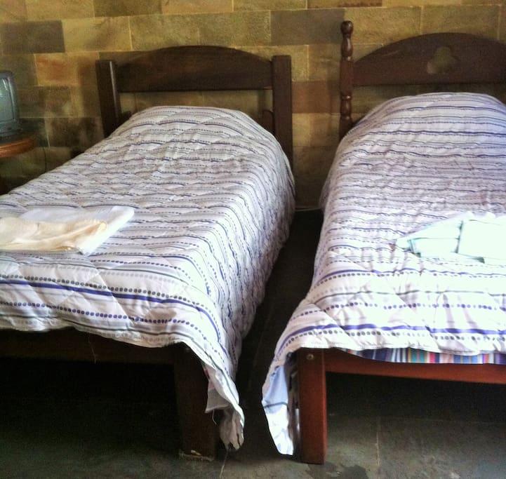 suite confortável com close
