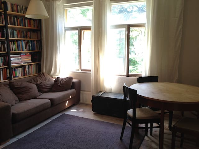 Family-friendly home in Nõmme - Tallinn - Apartment