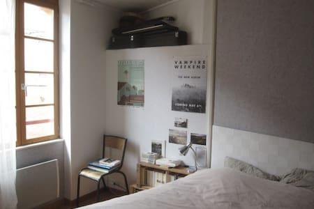 Petit appartement charmant - Apartment