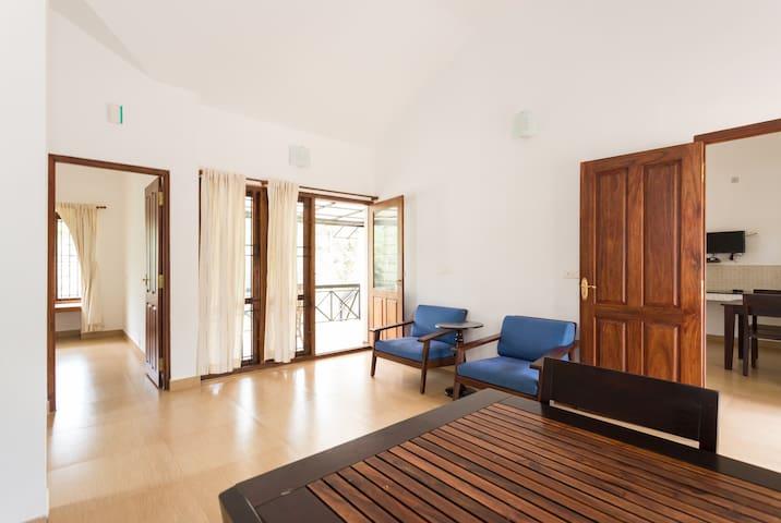 Tea garden villa  (02 Bed room ) - Vaduvanchal - Leilighet