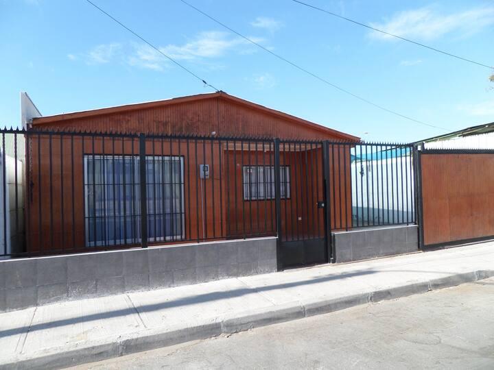 Cómoda casa equipada en Caldera