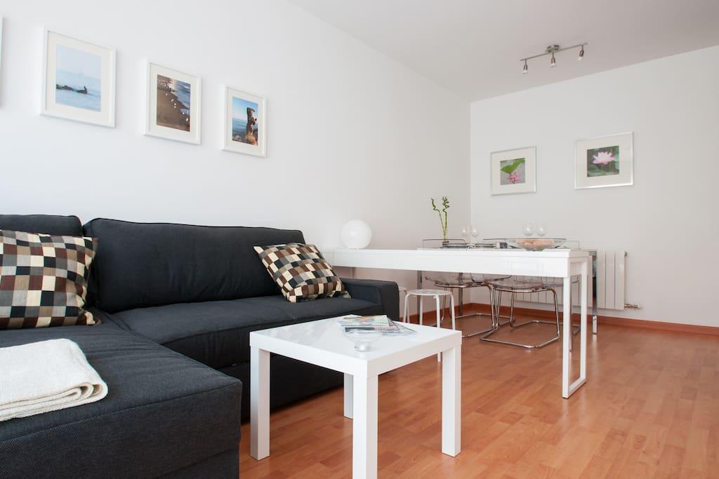 Living room - relax