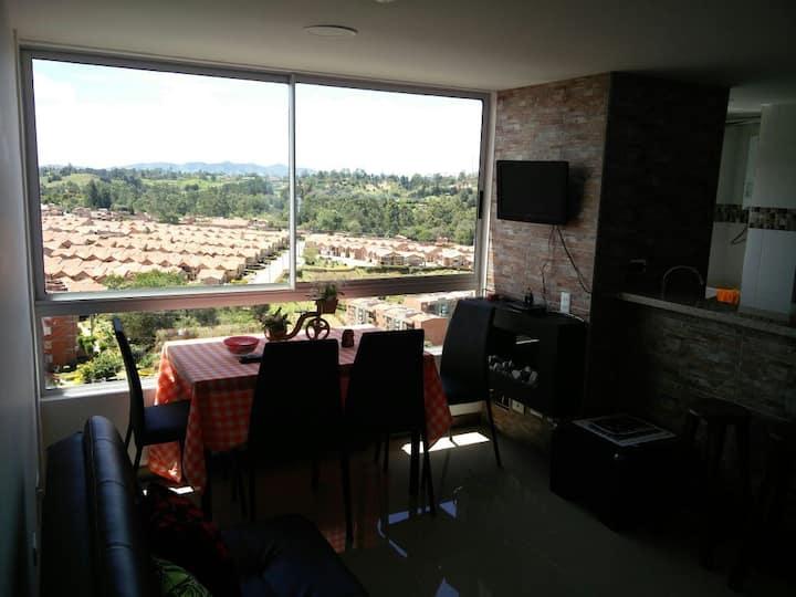 Moderno Apartamento en Rionegro