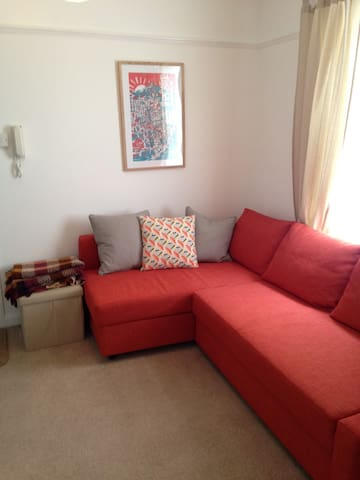 Cosy garden apartment near beach - Exmouth - Apartamento