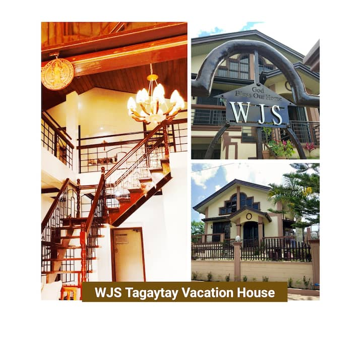 WJS Tagaytay Vacation House