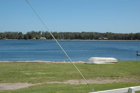 A Lakehouse on Burrill Lake - Burrill Lake - Ev
