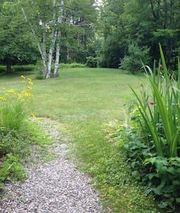 Airy family home-Richmond, Vermont - Ház