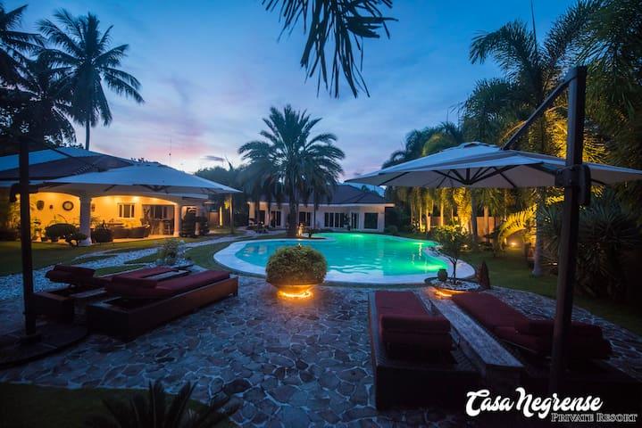 Casa Negrense Private Resort