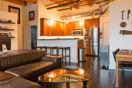 LUXURY URBAN LOFT - PILSEN - Chicago