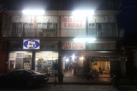 EDIFICIO CENTRAL DE HOSPEDAJE