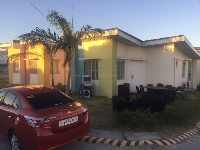 Manzanitas holiday home near Sandbox w. fiber int.