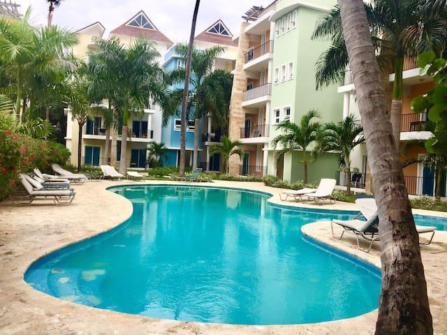 THE WAVES BÁVARO PUNTA CANA - Punta Cana  - Apartamento