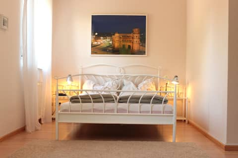 holiay flat Trier, 44 sq, 2 rooms, WIFI