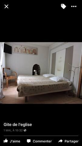 Gîte et chambre d'hôte de l'église Florac