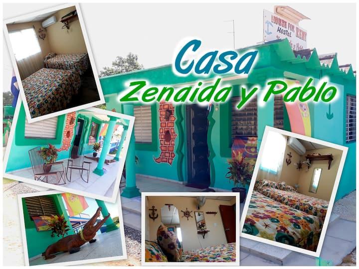 Hostal Casa Cocodrilo 2da Habitacion