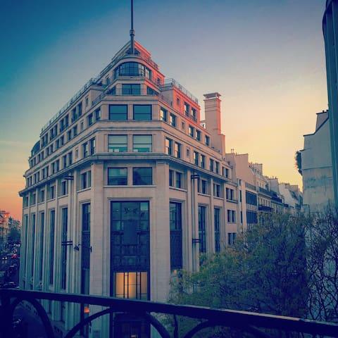 Paris Centre Appartement 2 pièces 1 bedroom - Paris