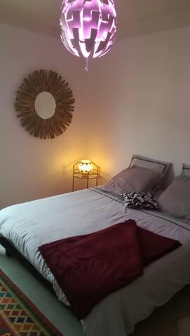Hyeres:appartement chaleureux