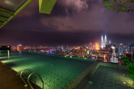 The dream view of KL - Kuala Lumpur