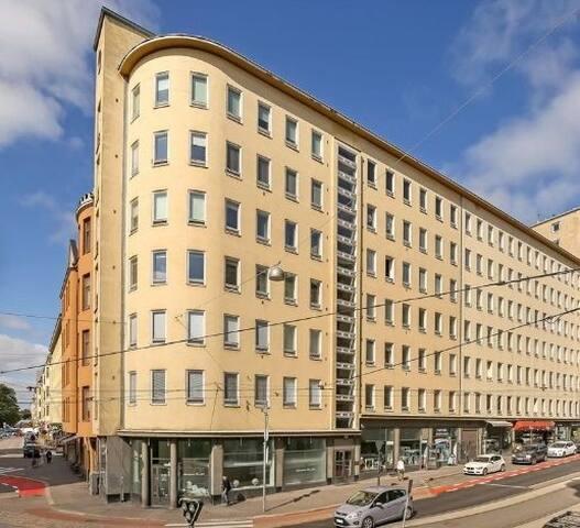 Helsinki Commercial District