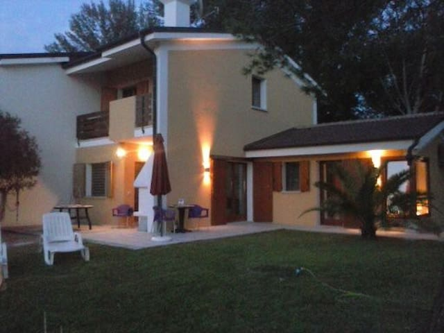 Top holiday home, isle of albarella/adria 6 beds - Isola Albarella - Hus
