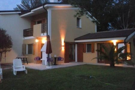 Top holiday home, isle of albarella/adria 6 beds - Isola Albarella