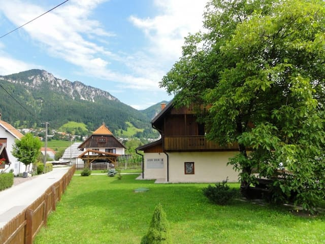 Zelenci Apartment - Kranjska Gora - Mojstrana - Apartment