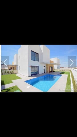 Luxury villa & private swimmingpool - Ciudad quesada - Huis