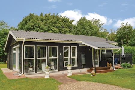 Holiday cottage with 1 bedroom on 60m² in Toftlund