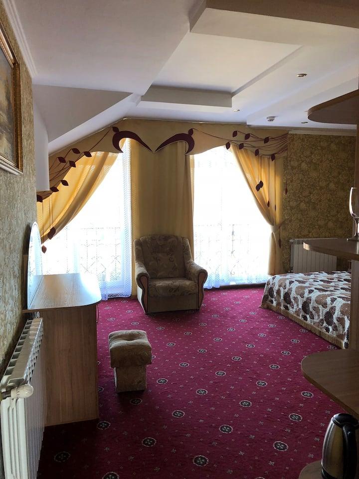 Мотель «Курортний» N люкс