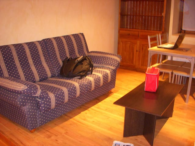 Apartamento Pirineo - Osséja - Apartment