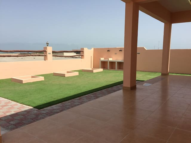 Masirah New 3BHK seaview Villa