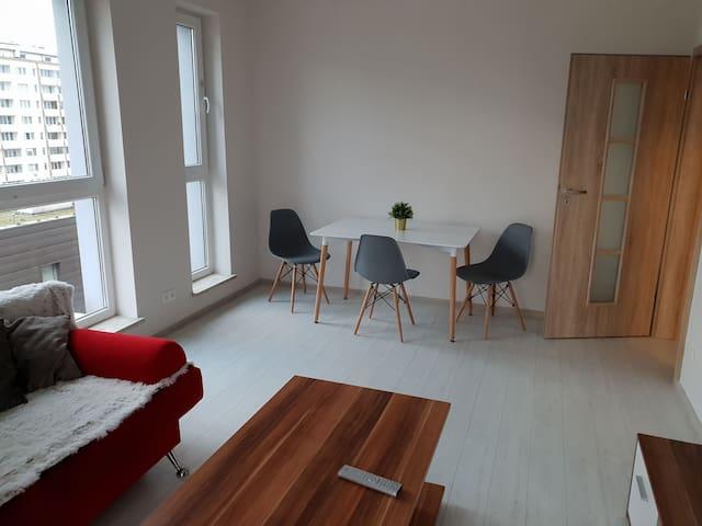 NotaBene Wola Modern Apartment