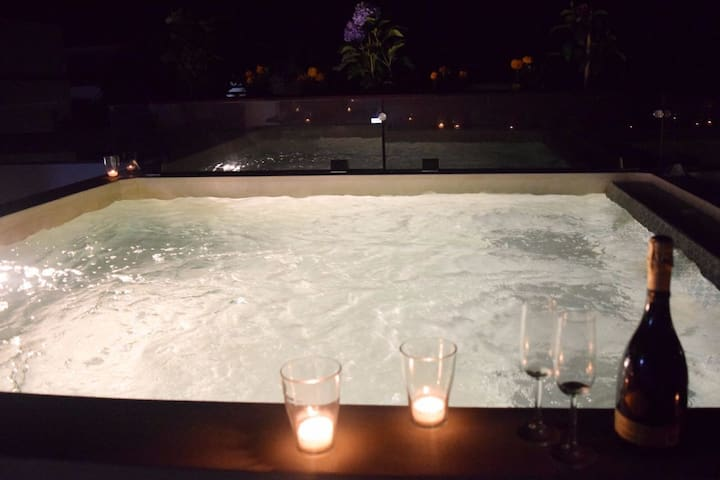 Amazing Roof Garden with Jacuzzi N5 - Tulum - Apartment