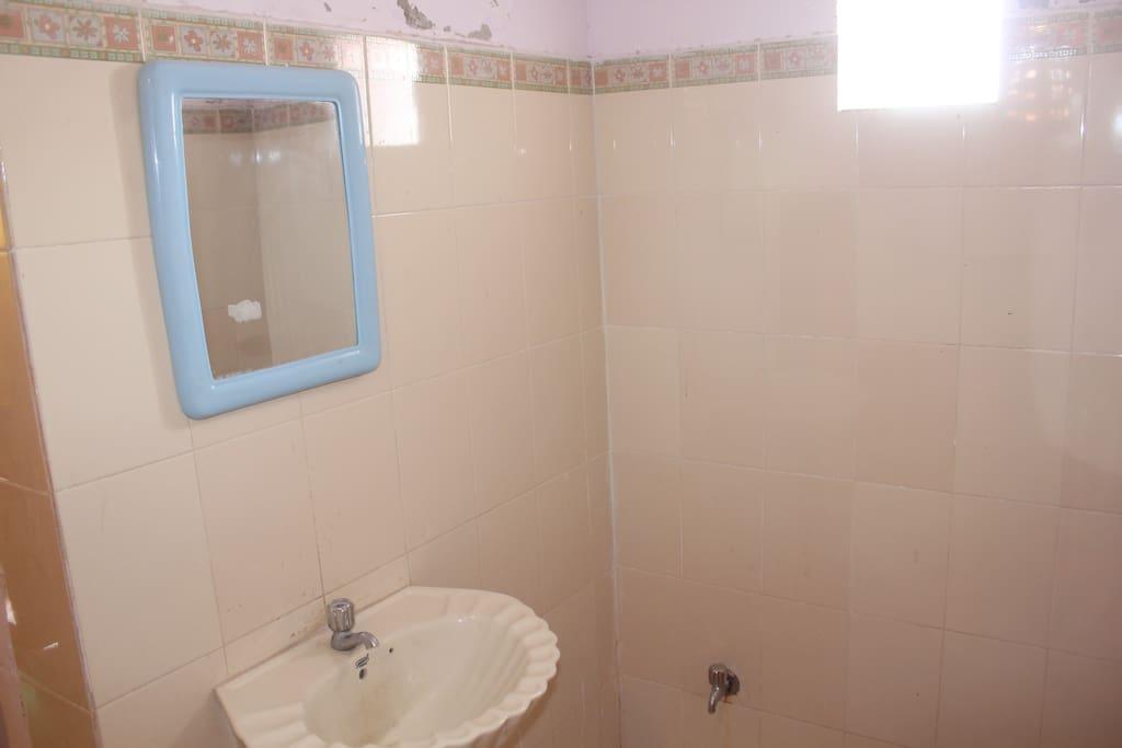 The washbasin