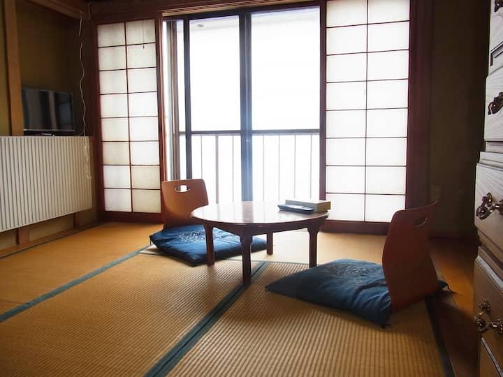 湯の川 クニハウス  2   ・WiFi・駐車(無料5台)
