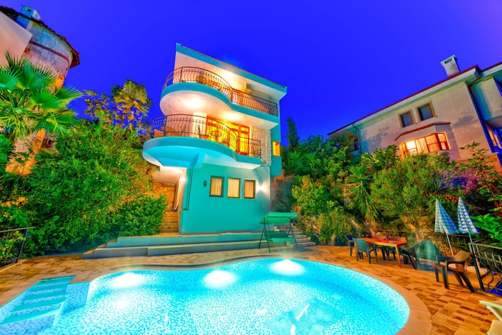 Villa Yunus, spacious villa with private pool