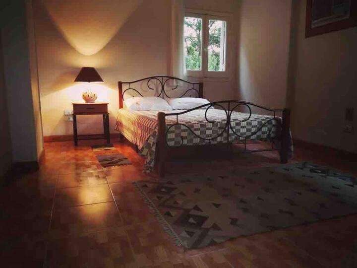 Cozy bedroom in Maadi