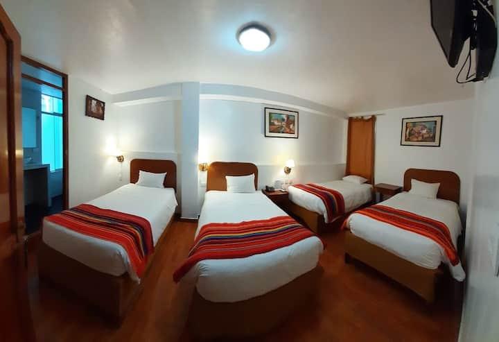 Hotel en Machupicchu - Peru