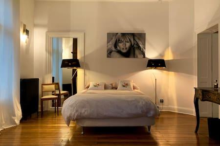 Logement de charme dans un hotel particulier, Metz