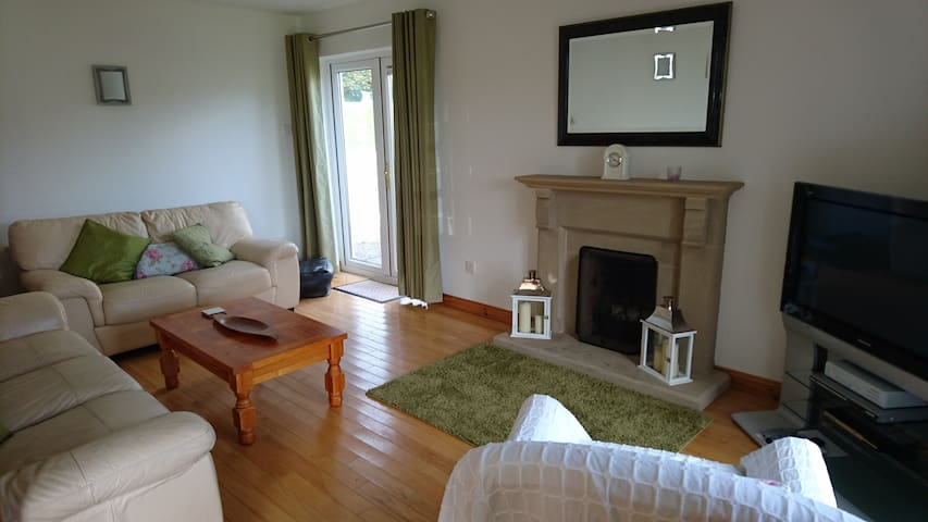 Fintra Bay Beach House - Killybegs - Casa